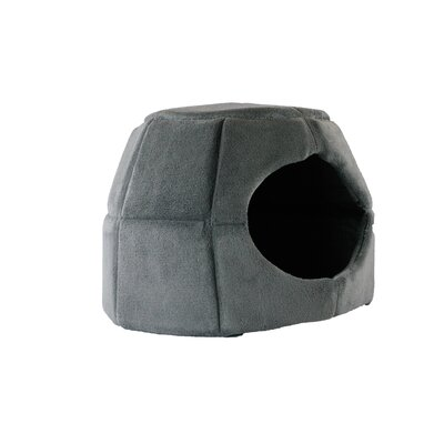 2 in 1 Honeycomb Hut Cuddler Hooded Color: Grey