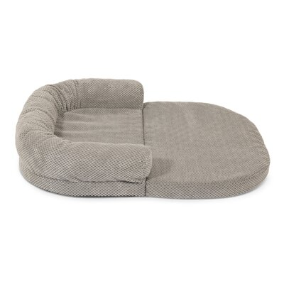Extendable Bolster Color: Gray
