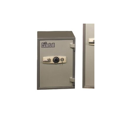 Medium Two-Hour Fire Resistant Record Safe SS1913-G-CK