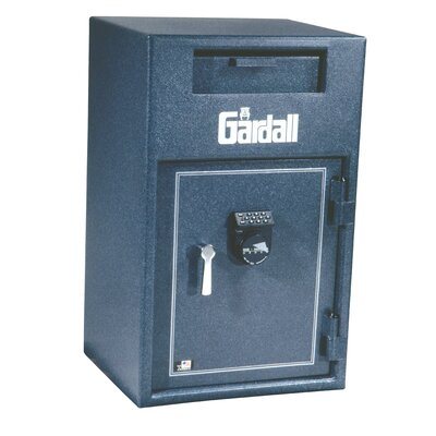 Wide Body Cash Dial Lock Register Tray Safe Cuft Product Picture 132
