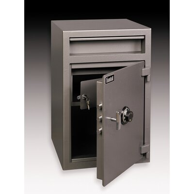 Small Wide Body Commercial Register Tray Safe 2.6 CuFt Electronic Lock: Yes Product Picture 568