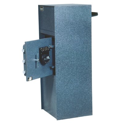 Learn more about Single Door Back Loading Depository Safe Cuft Lock Type Product Photo