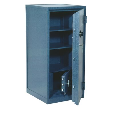Medium B Rated Two-Hour Fire Resistant Safe Inner Lock Type: Group II Key-Op Lock, Outer Lock Type: Product Picture 568