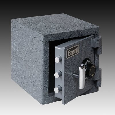Compact Dial Lock Utility Safe Cuft Product Photo 9852