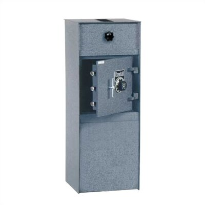Rotary Chamber Depository Safe Cuft Lock Type Product Picture 207