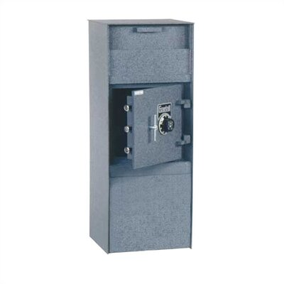 Single Door Front Loading Depository Safe Cuft Lock Type Large Product Image 52