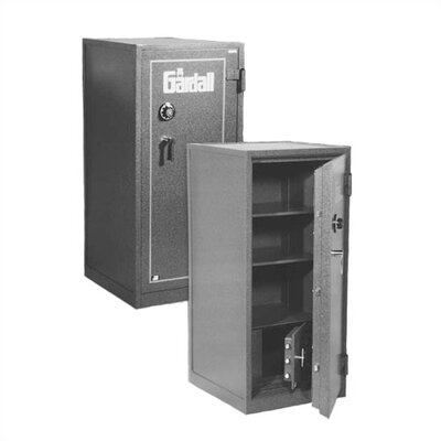 Large B Rated Two Hour Fire Resistant Safe Product Photo 1970