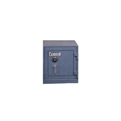 H D Two Hour Fire Resistant Record Safe Lock 899 Product Photo