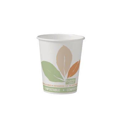 Bare Eco-Forward Paper Hot Cups Bare Design SCC370PLAJ7234