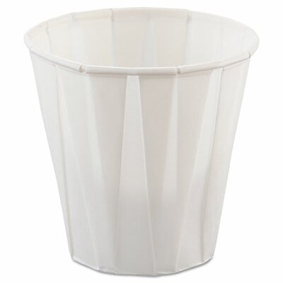 Medical and Dental 3.5 oz. Treated Paper Cups SCC450