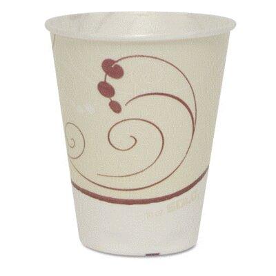 Symphony Trophy Foam 12 oz. Hot/Cold Drink Cups SCCOFX12NJ802CT
