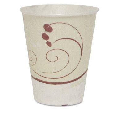 Symphony Trophy Foam 8 oz. Hot/Cold Drink Cups SCCOFX8NJ8002CT