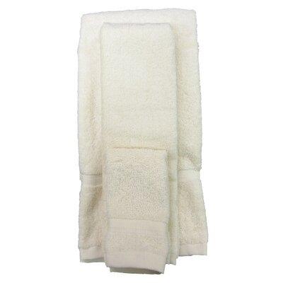 Spa and Comfort 4 Piece Towel Set Color: Beige