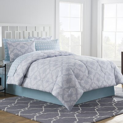 Chandra Comforter Set Size: Queen