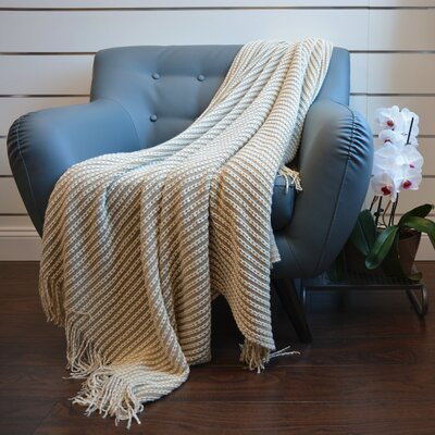 Hempstead Knit Throw