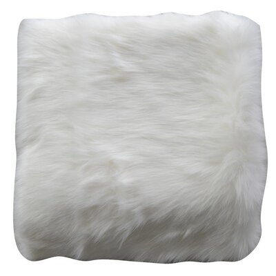 Faux Fur Animal Throw Blanket Color: Celena