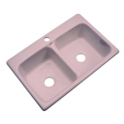 Charleston 33 x 22 Kitchen Sink