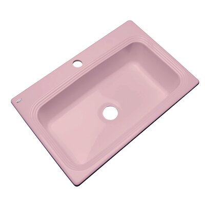 Clemente 33 x 22 Kitchen Sink