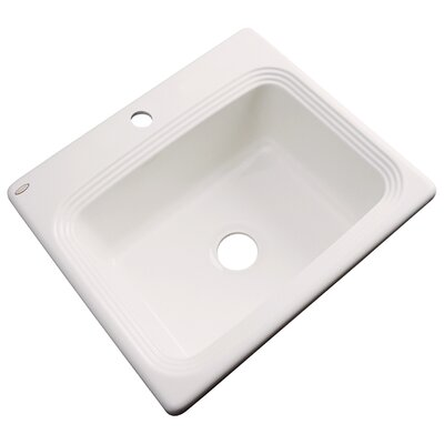 Vancouver 25 x 22 Kitchen Sink