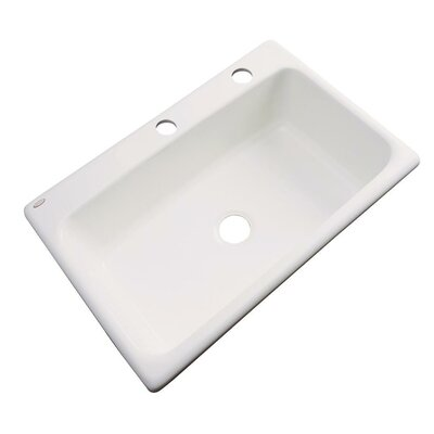 Wilmington 33 x 22 Kitchen Sink