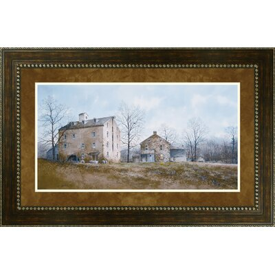 Late November by Ray Hendershot Framed Photographic Print 1957