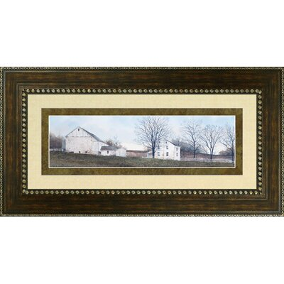 Tollgate by Ray Hendershot Framed Photographic print 1969