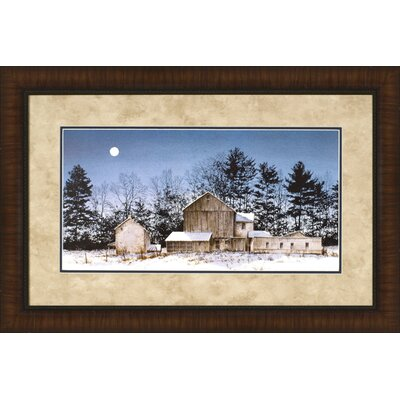 Pine Ridge by Ray Hendershot Framed Photographic Print 1999