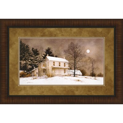 Wolf Moon by Ray Hendershot Framed Photographic Print 2000