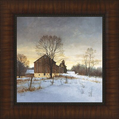 Breaking Light by Ray Hendershot Framed Photographic Print 3409
