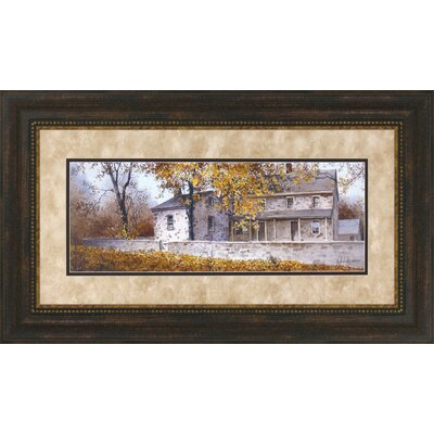 Blanket of Gold by Ray Hendershot Framed Painting Print 3511