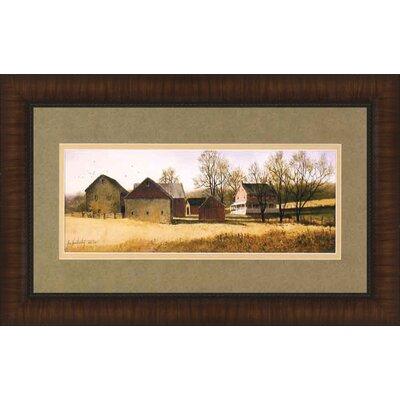 Elder Farm by Ray Hendershot Framed Painting Print 3559