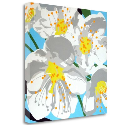 'Spring has Sprung' Print on Wrapped Canvas ICP972D-2020c