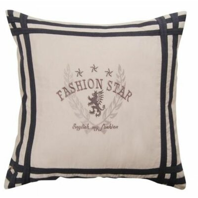 Bayadere Decorative Cotton Throw Pillow