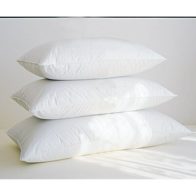 Supremium Soft Hungarian Goose Down Pillow Size: King