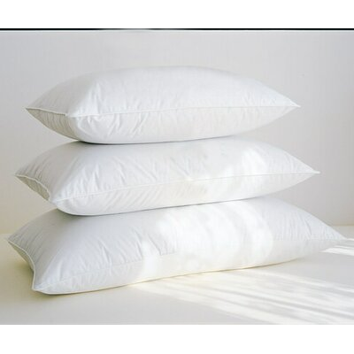 Medium Down Pillow Size: Standard