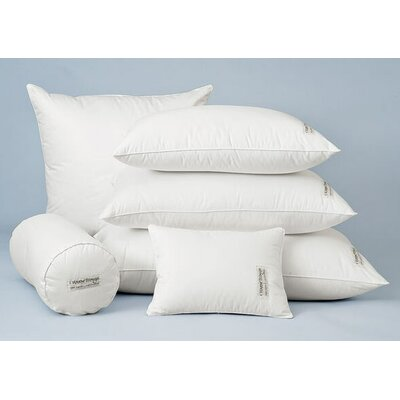 700 Medium Down Pillow Size: Standard