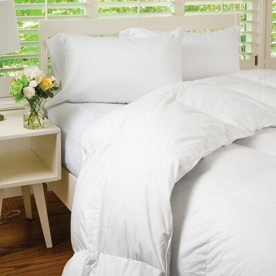 Midweight Down Comforter Size: Super King