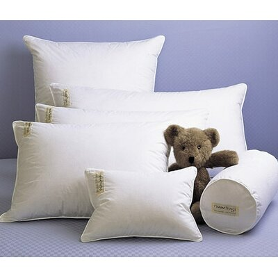 Medium Goose Down Pillow Size: King