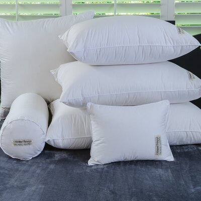 700 Extra-Fill Down Pillow Size: King