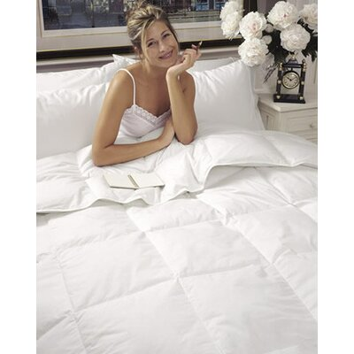 Tahoe Midweight Down Comforter Size: King