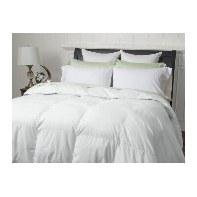 Classic Heavyweight Down Comforter Size: Full/Queen