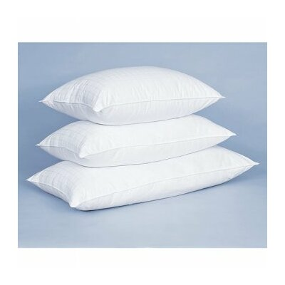 Firm Luxury Hotel Polyfill Pillow Size: King