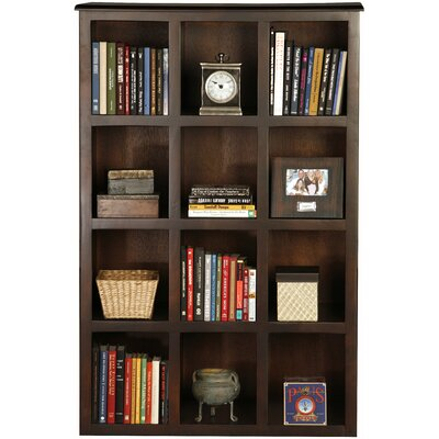 Poplar 56 Cube Unit Bookcase