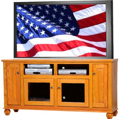 Deluxe TV Stand Finish: Light