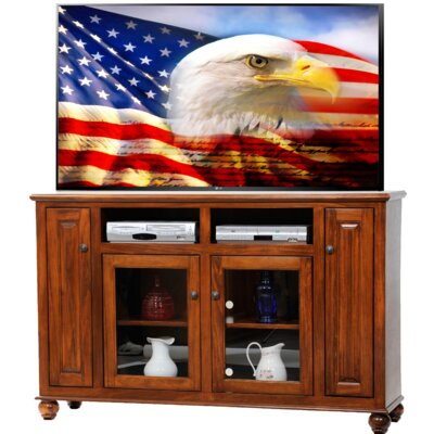 Deluxe TV Stand Finish: European Dark Blue