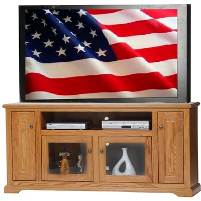 Deluxe TV Stand Finish: European Dusty White