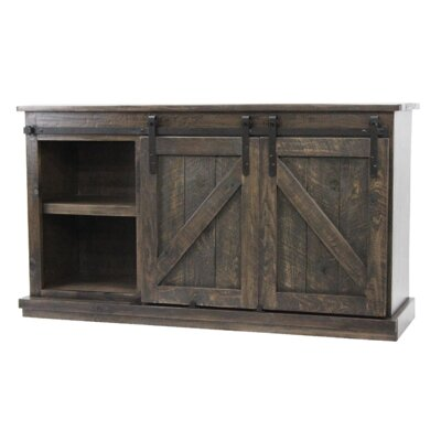 Ram 57 TV Stand Color: Driftwood