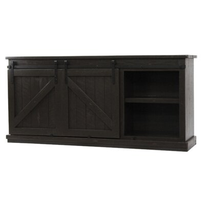Dairine 68 TV Stand Color: Gray