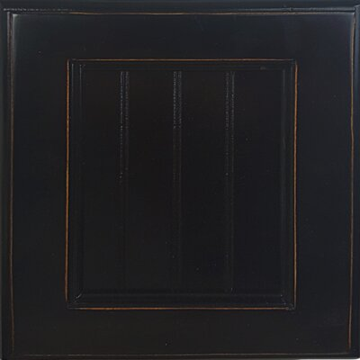 55 TV Stand Color: Antique Black