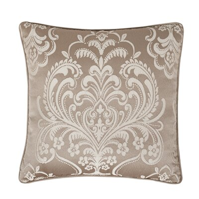Maureen Throw Pillow Color: Tan